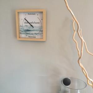 Nouvelle horloge des marées - contre vents et marées