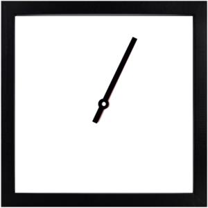 Horloge des marées - noire