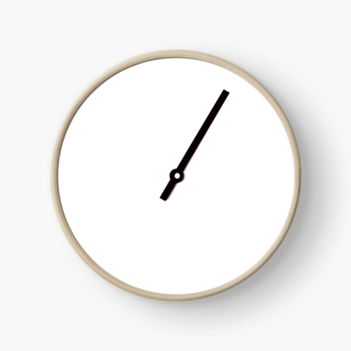 Horloge des marées à personnaliser