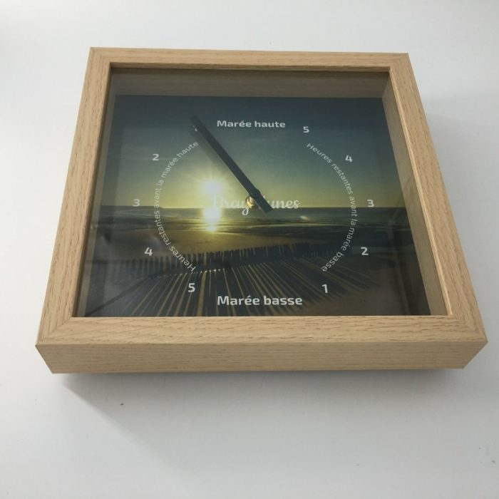 Horloge des marées - Braydunes
