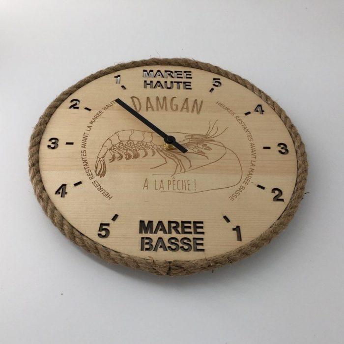 Horloge des marées - Damgan