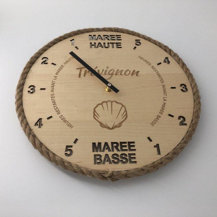 Horloge des marées - Boulogne sur Mer