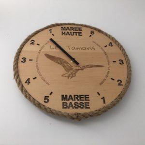 Horloge des marées - Tamaris